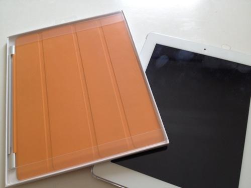 iPad Smart Coverファーストインプレッション