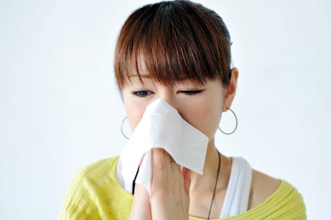 たった30秒で鼻づまりを治す方法