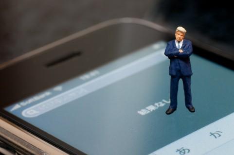 他人のiPhoneアプリ起動履歴を見るのは意外と面白いことが判明ー雑誌の企画にいかが?