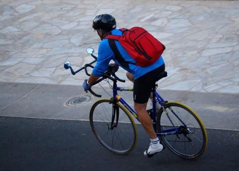 自転車にウインカーが実現する「DOPPEL GENGER 方向指示機」