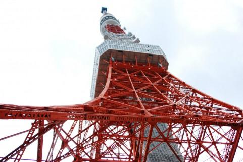 東京タワーの大展望台にタダでのぼる方法