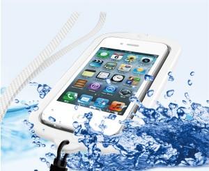 水深5mでもiPhoneが使える!最も厳しい「IPX8」に相当する防水ケース発表