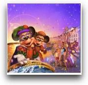 「ディズニーハロウィン」プレスリリース!ランドはそのまま、シーは「メディテレーニアンハーバー」で!
