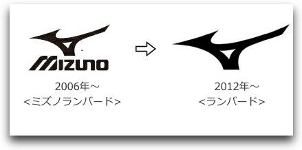 ミズノ、野球用品のロゴを「ランバード」へ統一