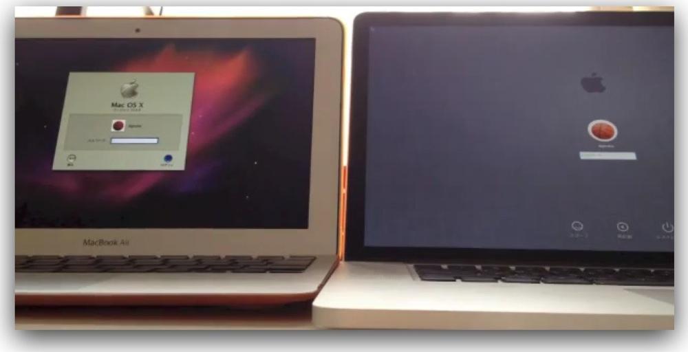 MacBook Pro Retinaレビュー3:起動時間編・Air Late2010と比較