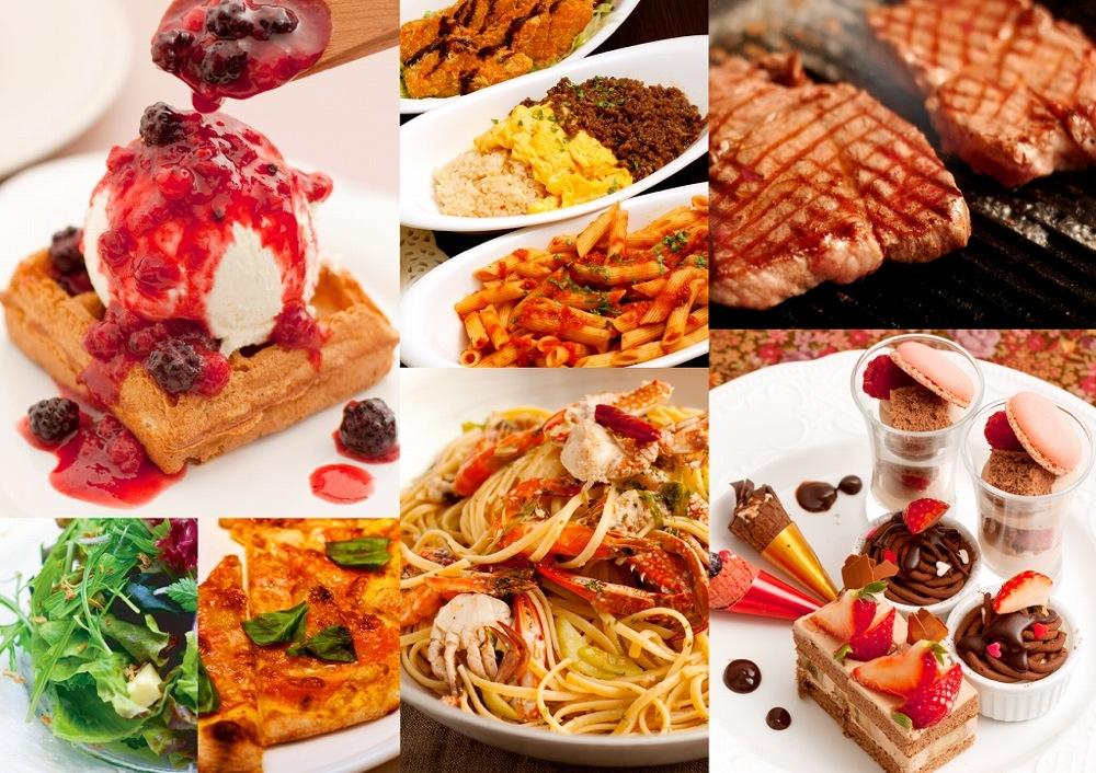 食べ放題好きにはたまらない!ビュフェレストラン6店が池袋に集結、「BUFFET COLLECTION」がオープンしてます!