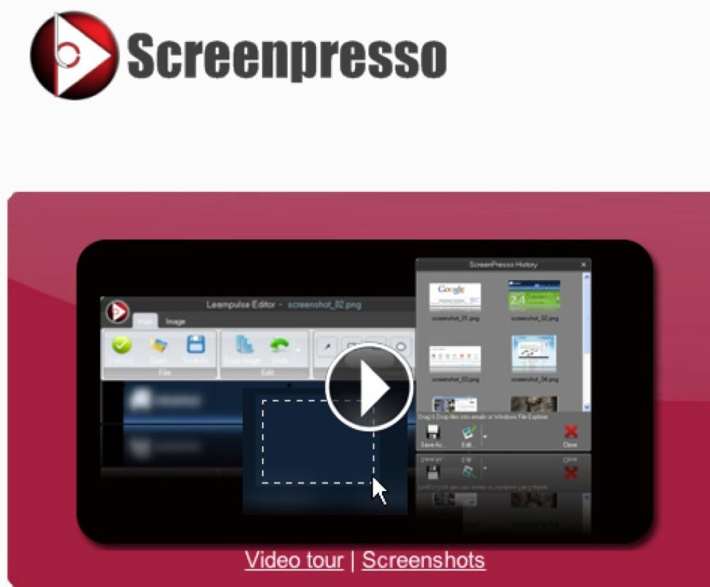 スクリーンショット撮影ソフト「Screenpresso」の導入〜「Skitchの代わりはこれで!」-Windowsでブログを効率的に2