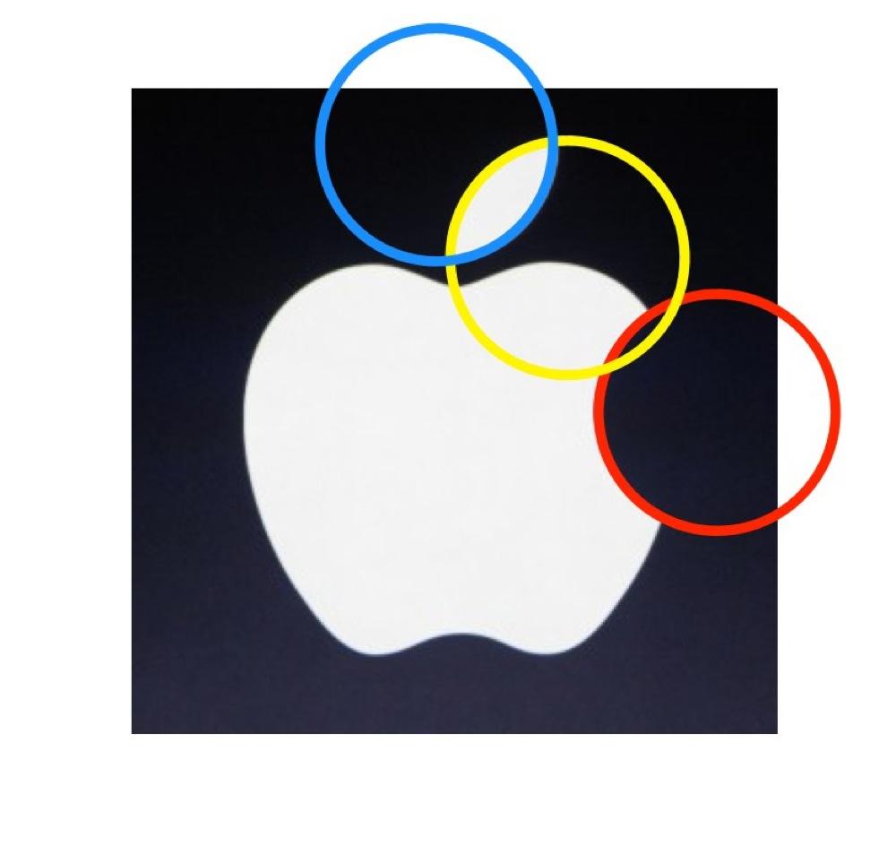 Appleマークに隠されたすごい秘密を見つけてしまった