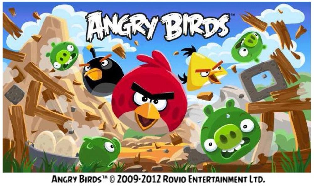 Angry Birdsのキャラクターグッズがフジテレビで買えるように!