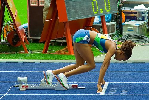 12年前のシドニー五輪陸上・男子4×400mリレー「ナイジェリア代表」に金メダル