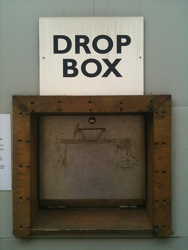 Dropboxがメールアドレスの流出の可能性を調査中