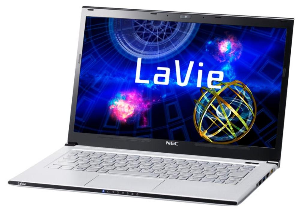NEC、13.3インチなのに875gという世界最軽量、国内最薄Ultrabook、「LaVie Z」を発表
