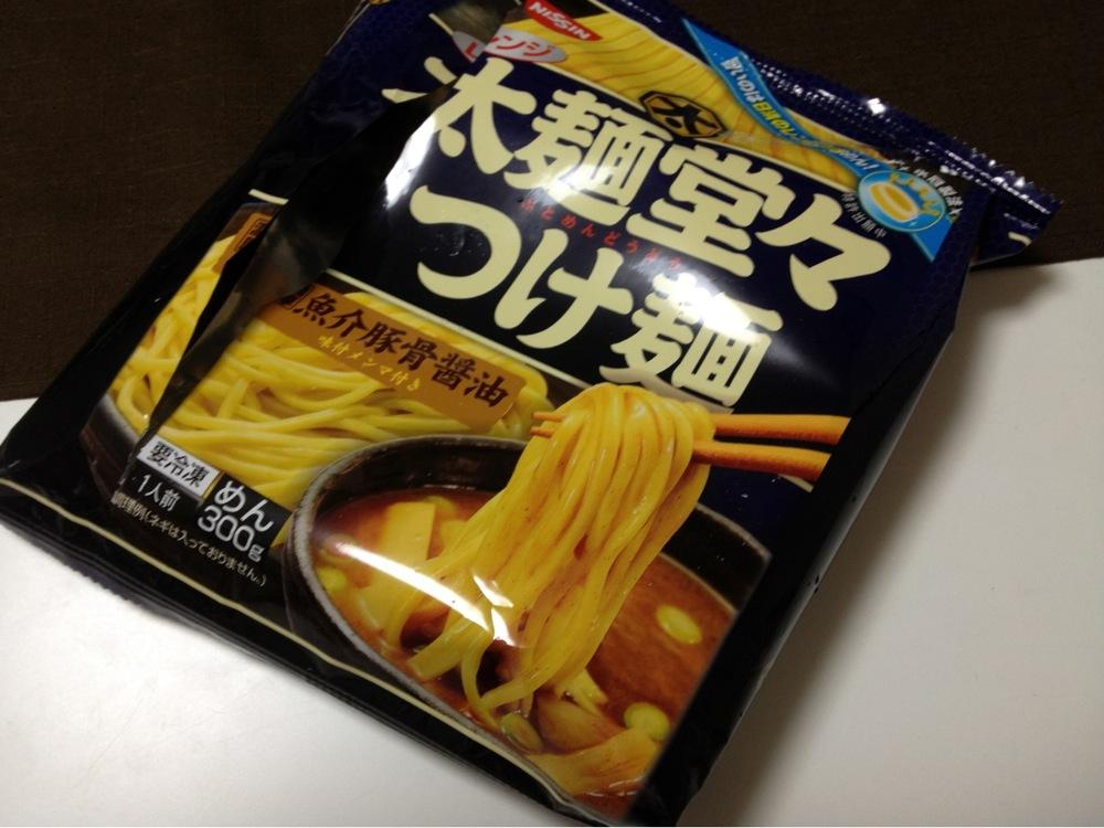 家で手軽に本格派つけめんを食べたいあなたに、「太麺堂々」の冷凍食品版が超オススメ