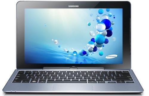 サムソンのWindows 8搭載タブレットがMacBook Airに似てる件:並べて比べてみた
