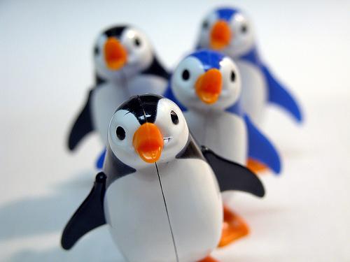 更新がないほうがよかったと思うだろうー次回のペンギン・アップデート、「大きな変動を発生させる」