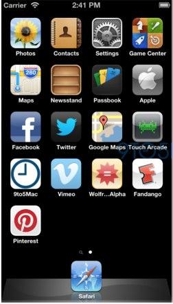 iOS6がiPhone5の1136×640表示に対応、どうやら4インチは確定の模様