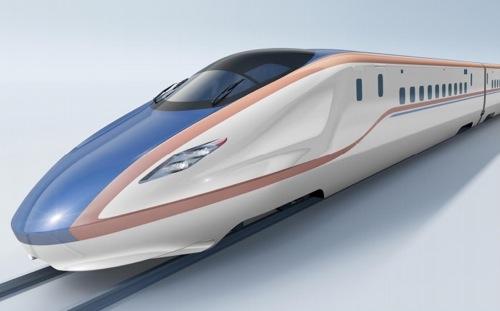 北陸新幹線新型車両は「『和』の未来」コンセプトアート公開