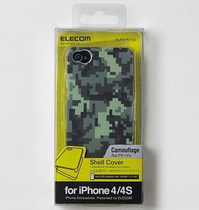 iPhone4S対応ケースが504円で大放出中