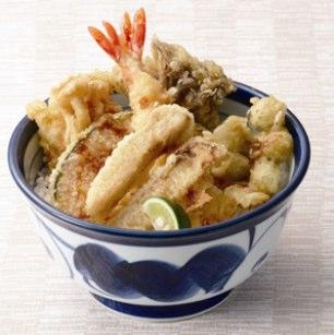 天丼てんやが「松茸天丼」を9月6日(木)より期間限定で販売!