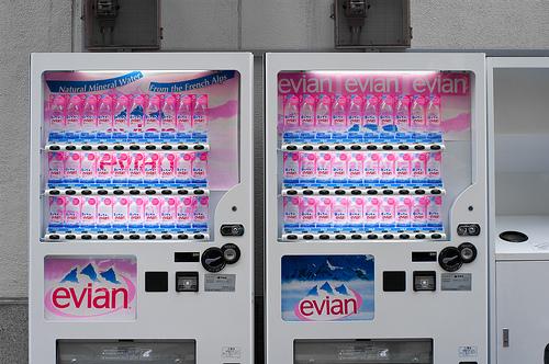 自動販売機で当たりが出た人の割合は・・・