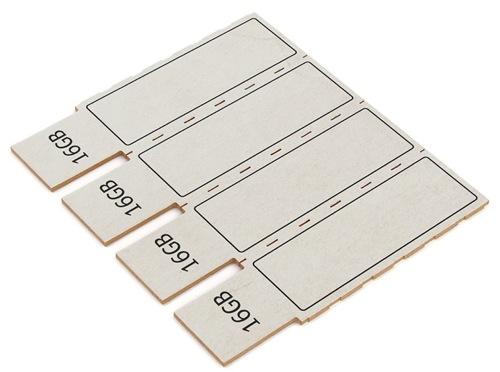 使い終わったら丸めて捨てられる「ダンボールでできたUSBメモリ」がデザイン的にもステキ