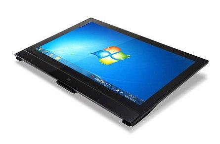 タブレットブームにのって最強のタブレットPC登場!なんと21.5型!