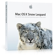 「Mac OS X 10.6 Snow Leopard」再販キターーー!!!