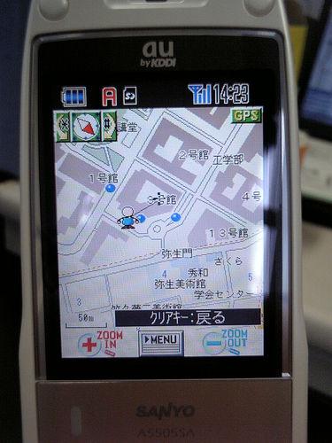 これで地図問題解消!auナビウォークとau助手席ナビがiPhoneに対応!