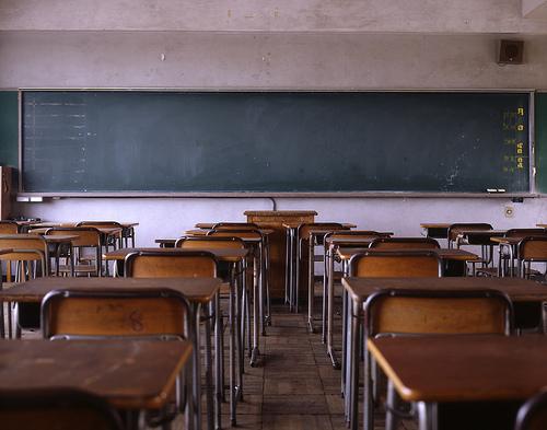 「教職員定数 5年で1万人削減」案が提出へ:予算削減よりも大切なもの