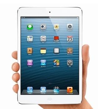 【速報】KDDIとソフトバンク、セルラー版「iPad」と「iPad mini」を11月30日に発売