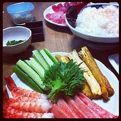 日本最安!?手巻き寿司をたった10円で食べる方法