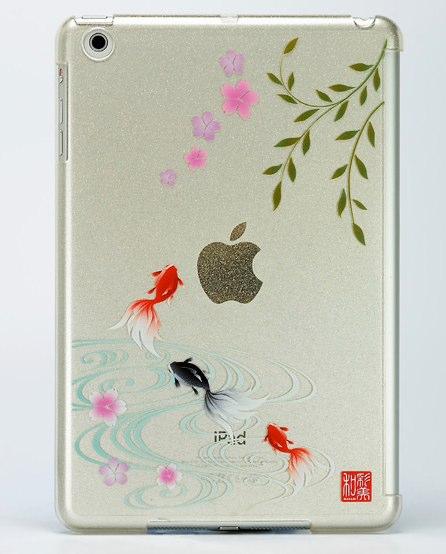 SPECが発売する和風デザインのiPhone/iPad mini用ケースがたまらん