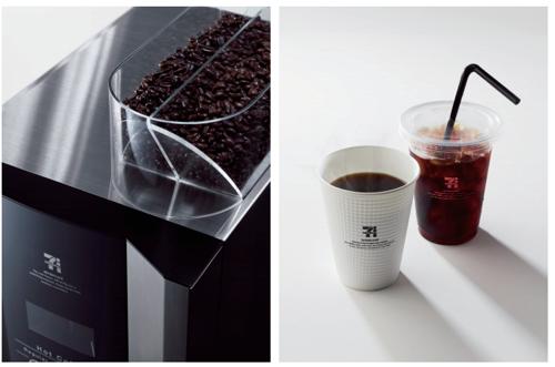 豆挽き・蒸らし・抽出をその場で行なってくれるコーヒーが100円。全国のセブンイレブンで!