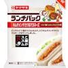 今日のハイライト:キムチメンチカツ&マヨネーズ味のランチパックが発売