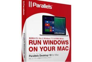 「Parallels Desktop 10 for Mac」、仮想化ソフトの最新バージョンが登場!