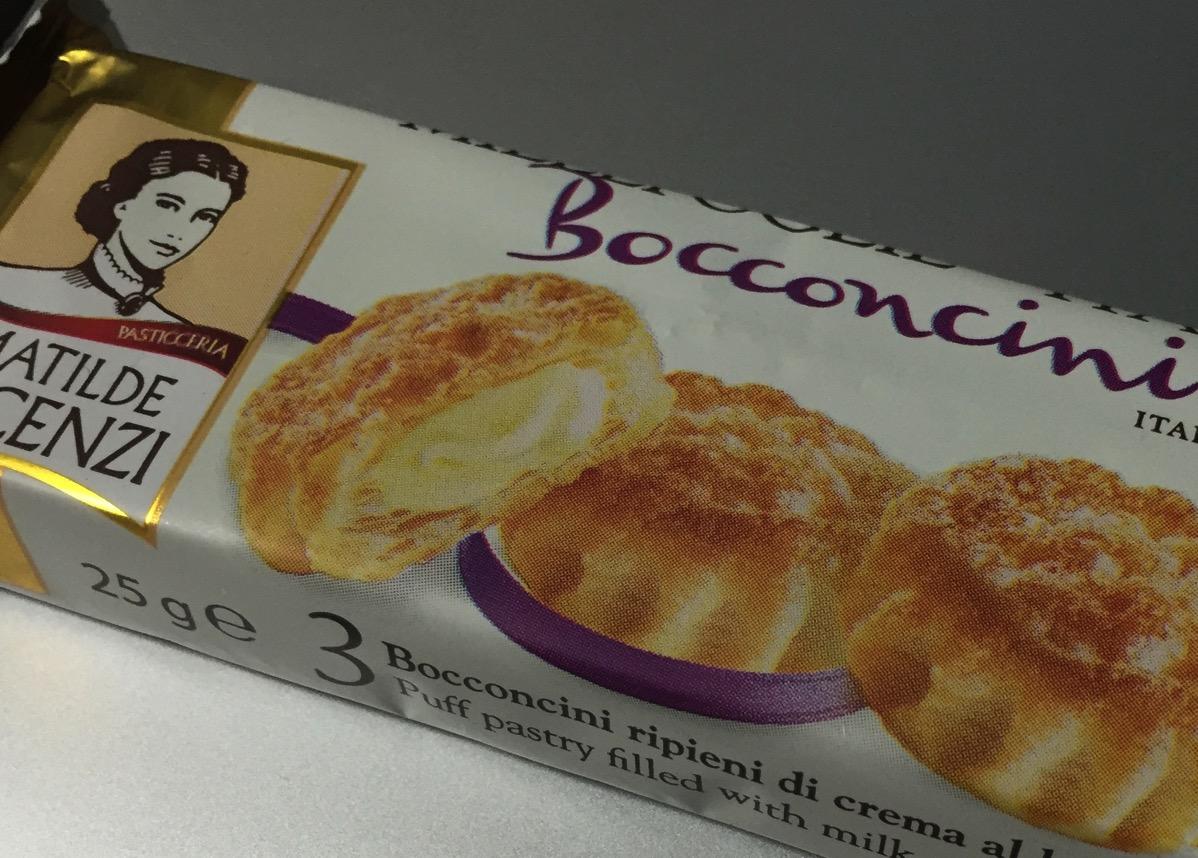 Millefoglie d'italia-Bocconcini(ミルフィーユ ボッコンチーニ)買ってみた。カロリーも。