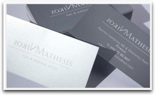 30 Outstanding New Business Cards  SloDive 2
