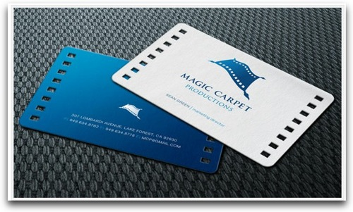 30 Outstanding New Business Cards  SloDive 3