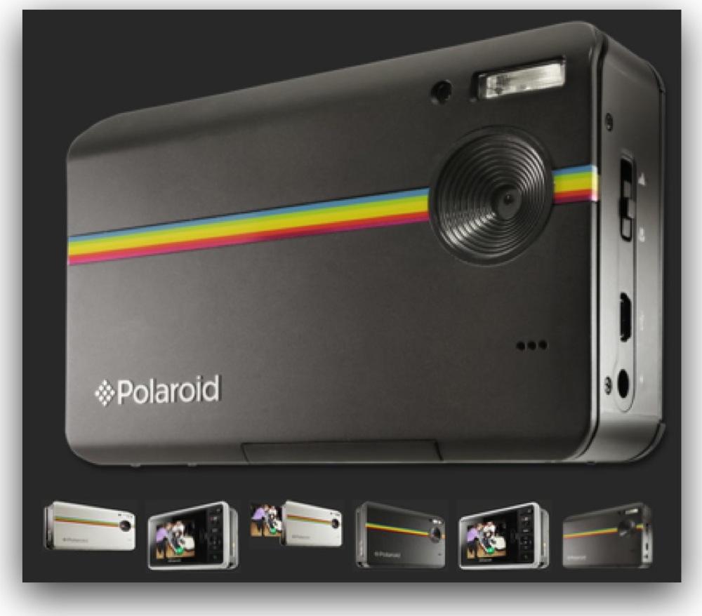 ポラロイドインスタントデジタルカメラ