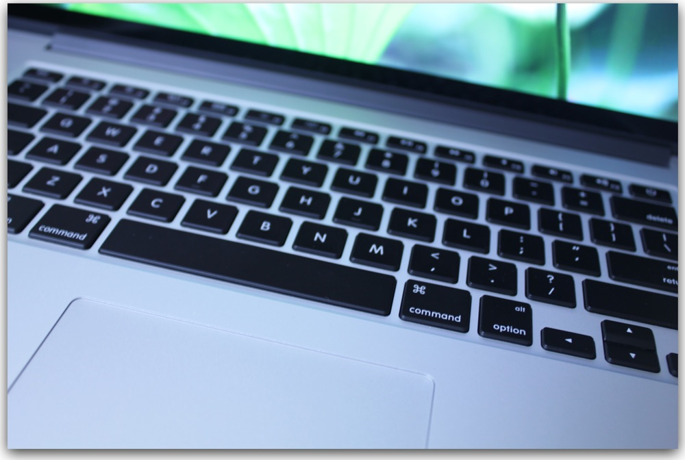 retinausキーボード