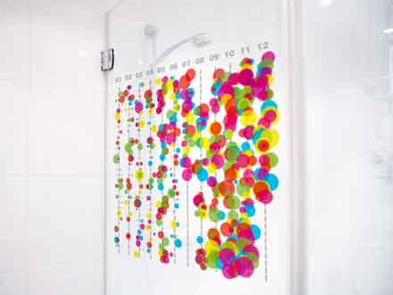 シャワーカレンダー