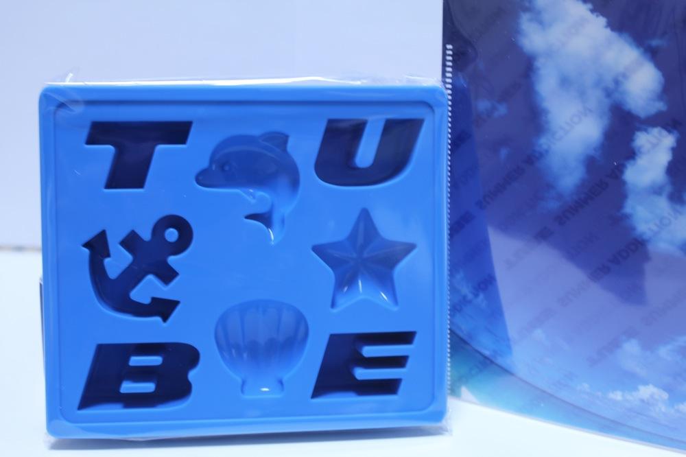tube summer addictionオリジナル製氷皿