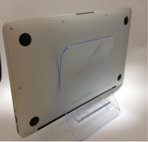 MacBook Airスタンド IKEA