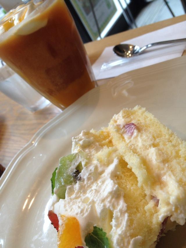 アフタヌーンティーショートケーキ