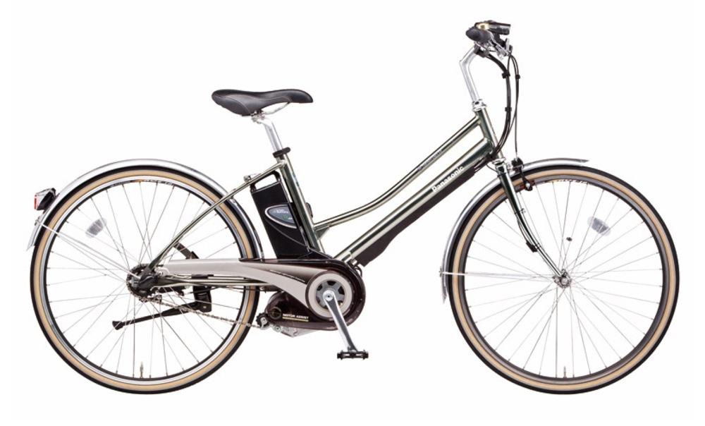 軽い電動自転車