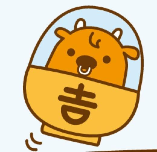 吉野家モバイルキャラクターよっぴー