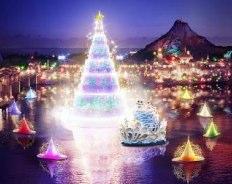 2012ディズニーシークリスマスショー