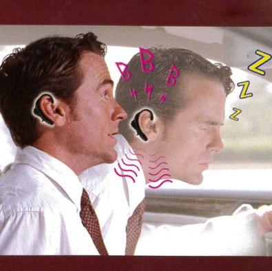 居眠り防止アラーム