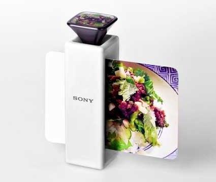 美味しいにおいも一緒に贈れる 香りを一緒にプリントアウトできるプリンタ scent capturing printer DesignWorks 2