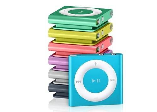 新iPodshuffle